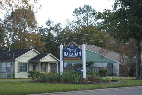 harahan-sign
